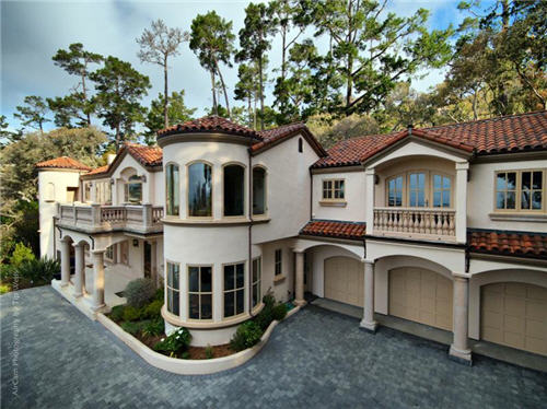 Homes On Pebble Beach Golf Course The Best Beaches In World