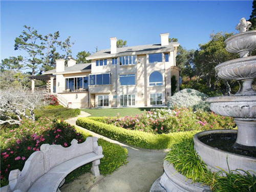 Estate Of The Day 14 9 Million Magnificent Mansion In Pebble Beach California