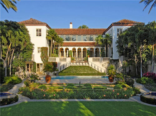 149 Million Clic Mediterranean Estate In Palm Beach