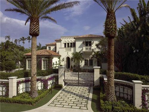 175 Million Venetian Villa In Palm Beach Florida
