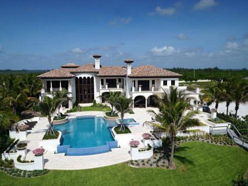 18 8 Million European Style Mansion In Vero Beach Florida