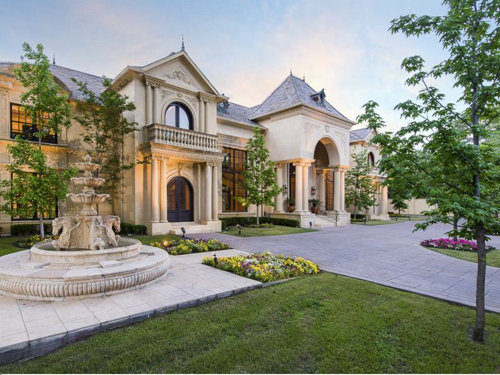 french country mansion estate of the day 3 4 million country mansion in 11788