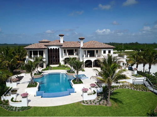 Estate Of The Day 16 6 Million Oceanfront European Style