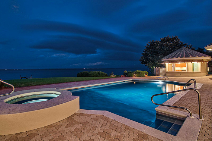 Estate Of The Day 3 4 Million Waterfront Neoclassical