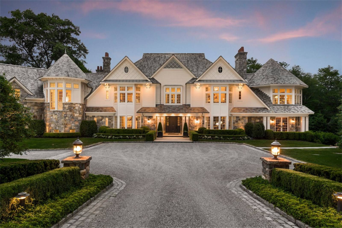 Estate of the Day: $11.4 Million Stone and Clapboard