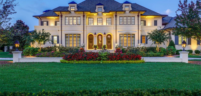 Estate of the Day: $3.25 Million French Luxury Home in Brentwood, Tennessee
