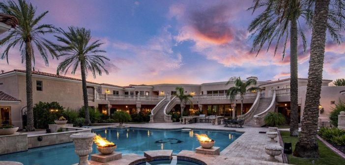 Estate of the Day: $10.5 Million Palo Cristi Mansion in Paradise Valley, Arizona