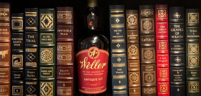 Bourbon Review: Old Weller Antique 107