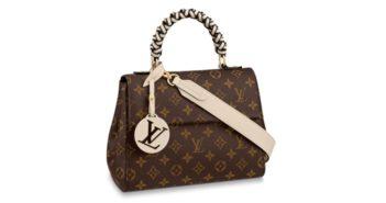 Louis Vuitton Cluny BB Monogram Handbag
