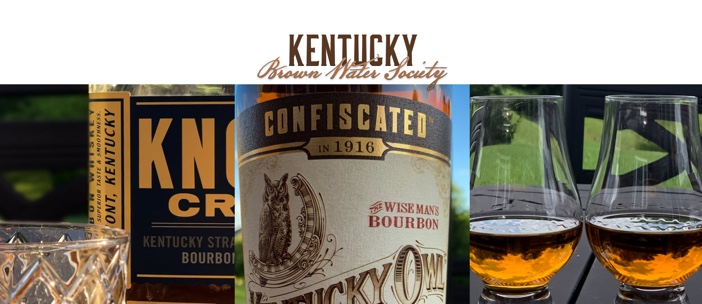 Kentucky Brown Water Society: Your Source For All Things Bourbon