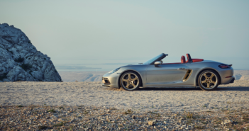 Porsche 25 Year Limited Edition Boxster