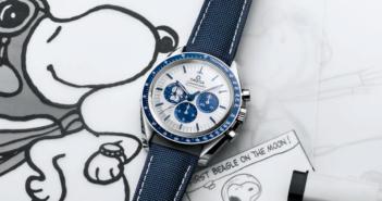 Omega Speedmaster Snoopy Featured