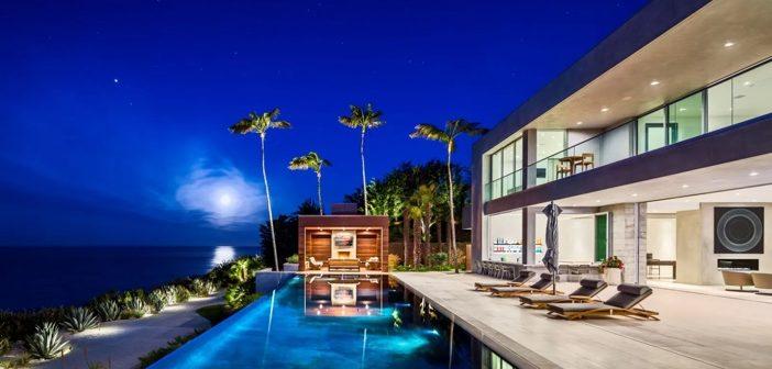Estate of the Day: $27.5 Million Marisol Modern Estate in Malibu, California