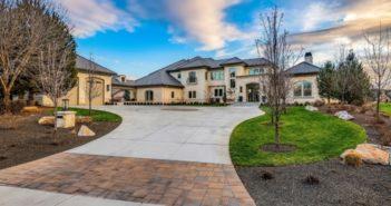 Estate of the Day: $4.8 Million Waterfront Laguna Pointe Home in Idaho