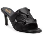 Shoe of the Day: VALENTINO GARAVANI 65mm Roman Stud Quilted Slide Sandals