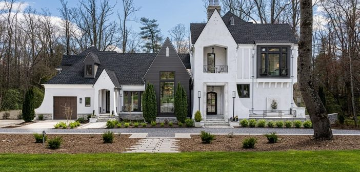 Estate of the Day: $4.1 Million Modern Tudor in Asheville, North Carolina